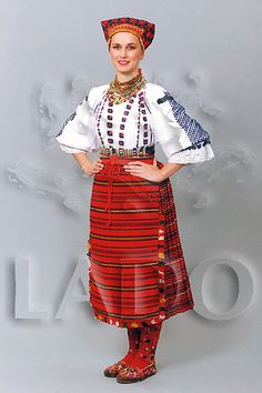 Croatian national costume