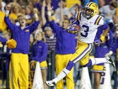 Odell Beckham Jr. returns a punt 89 yards for a touchdown in LSU's thrilling 41-35 win over Ole Miss.