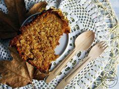 bolo de abóbora com maçã e canela