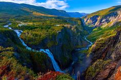 The Beautiful Vøringfossen Norway by Aziz Nasuti on 500px