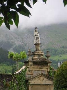 Azpetia, Spain, birth place of St. Ignatius Loyola