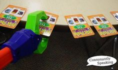 Making Articulation Fun - Card Grabber - -  Pinned by @PediaStaff – Please Visit http://ht.ly/63sNt for all our pediatric therapy pins