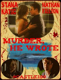 #MurderHeWrote #Castle100