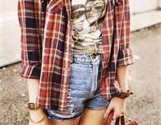 indie grunge fashion | ... grunge shirt fashion street style indie hipster grungefashionnirvana