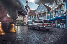 Night at Europa-Park 2014 on Behance