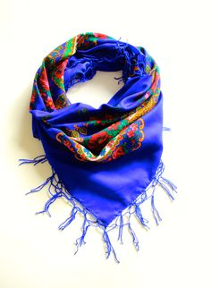 a765448963a Le little Folk est le foulard bohème pour les enfants à la mode - Le Bazar  des poupées Russes