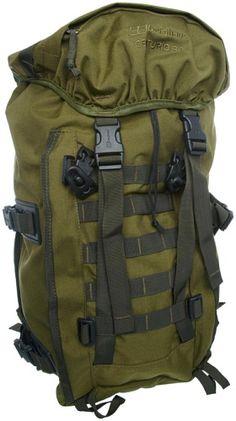 http://www.rucksackbackpack.co.uk/forhiking/berghaus-centurio-military-backpack/ Berghaus Centurio Men's Military Style Backpack - Cedar, 30 lt