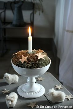 Celebrate with total simplicity this first Sunday of Advent.