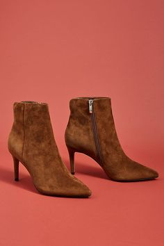 0bacd16abf1 Steven by Steve Madden Leila Pointed-Toe Booties