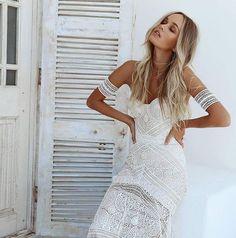 Rue De Seine, Ash Gown, Size 8 Wedding Dress - Dream wedding gown available at Still White