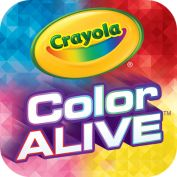 Crayola Color Alive: οι ζωγραφιές σας…ζωντανεύουν!