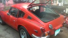 Carl's 1970 Triumph GT6 - AutoShrine Registry