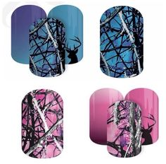 """Jamberry brings you Mud and Moonshine!  Muddy Girl and Undertow Camo...available here: www.brendasullivan.jamberrynails.net    Please also """"like"""" my Facebook page for updates on all things Jamberry. www.facebook.com/brendasullivannails"""