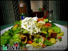 Taquitos Dorados   LaCasita La Casita Gastown  Mexican Food Restaurant  101 West Cordova str, V6B 1E1  Vancouver, BC, CANADA