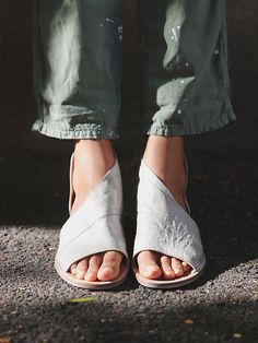 Free People Mont Blanc Sandal at Free People Clothing Boutique