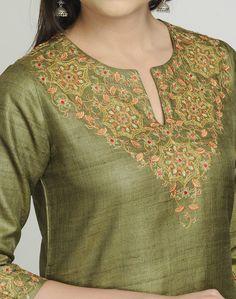 http://www.fabindia.com/silk-natural-embroidered-long-kurta.html