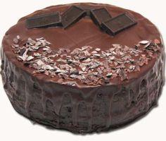 Tarta todo chocolate