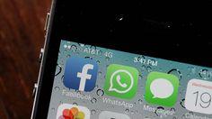 WhatsApp: aplicativo é o queridinho dos usuários brasileiros de smartphone - Justin Sullivan/Getty Images