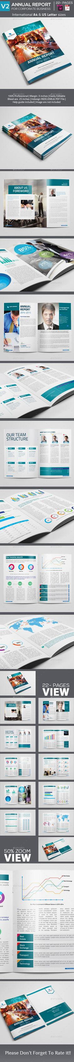 Annual Report - 22 pages V2 - Corporate Brochures