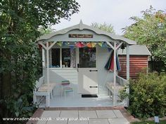 Amazing She-Sheds – A Woman's Answer To The Man Cave – The Owner-Builder Network