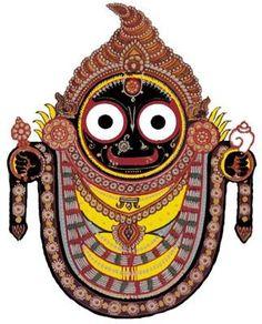Lord Jagannath Baby Krishna, Krishna Radha, Lord Krishna, Indian Traditional Paintings, Indian Paintings, Lord Jagannath, Kalamkari Painting, Buddha Sculpture, Buddha Painting
