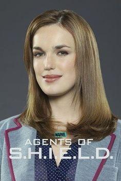 Elizabeth Henstridge as Agent Gemma Simmons