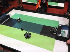 Robocup Junior Soccer entry from NSW