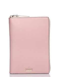 this petite leather zip-around agenda--complete with a calendar and pages for birthdays, addresses, notes, and to-do lists--is the perfect way to keep dates and details close at hand. (cards, too--it