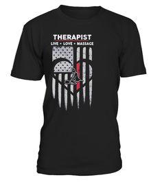Cute Massage Therapist Shirt