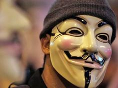 """The Kingdom of Bahrain's Industry and Commerce Minister, Hassan Fakhro, issued an unusual decree this week: he banned the importation of a plastic face mask. Anyone caught importing the V for Vendetta Guy Fawkes mask now faces arrest, as anti-government protesters in the country have been using them to stay anonymous."""