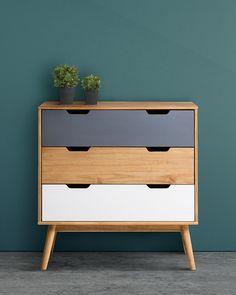Belle commode scandinave