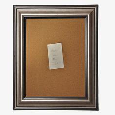 "Astoria Grand Mornington Wall Mounted Bulletin Board Size: 3' 6"" H x 2' W"