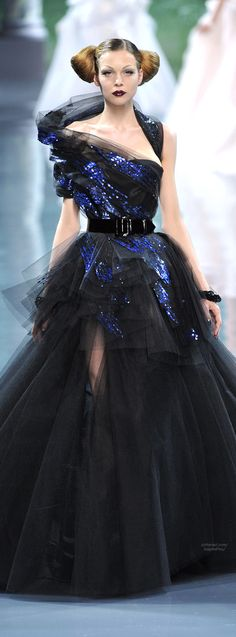 Retro Runway ~ Christian Dior Haute Couture #PurelyInspiration
