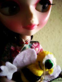 Tangkou doll y abeja Nany`s