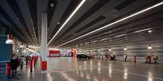 Centro de Servicio del Automóvil,© Miguel de Guzmán