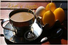 Kávé s ünnep #húsvét #happyeaster #easter Easter, Chocolate Fondue, Cheese, Caffeine, Ethnic Recipes, Desserts, Food, Self, Tailgate Desserts