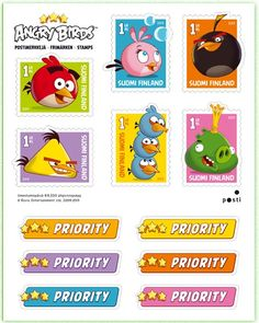 Angry Birds; 9.9.2013 Finland by Toni Kysenius