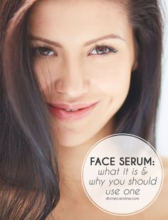 We tell you how face serum differs from moisturizer and why you need to add it to your beauty routine today! #faceserum #skincare #skin