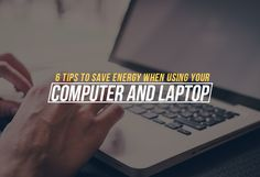 Computers and laptops are now a part of everyday living whether we like it or not. However, you don't have to suffer from skyrocketing bills every month because of them too. Here are some tips that can help you save energy while enjoying the convenience of technology in our daily life.  #electricityprice #onlinecomparisionservicesingapore #powersupply #cheapelectricityrates #marketelectricityprice