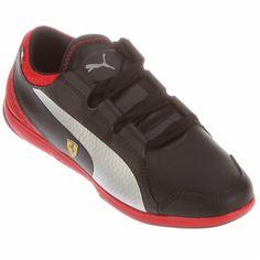 Acabei de visitar o produto Tênis Puma Valorosso Scuderia Ferrari Webcage