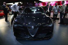Alfa Romeo Giulia: 7:39 em Nurburgring.
