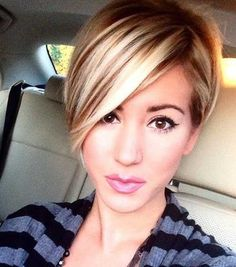 Short Hairstyles | The Best Short Hairstyles for Women 2015