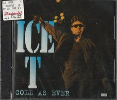Cold as Ever by Ice-T (CD, Mar-1996, Blue Dolphin) BRAND NEW - FREE SHIPPING #GangstaHardcore