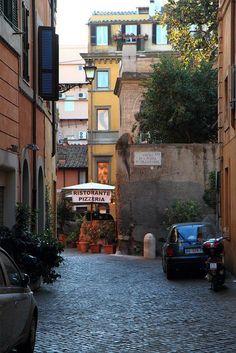 Dolce Vita in Trastevere!