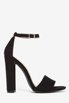 Nasty Gal Gimme Love Heel - Open Toe