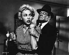 Paul Birch plays alien vampire Paul Johnson in Corman's 'Not of This Earth' 1957