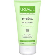 8HYSEAC Gel Nettoyant Purifiant - Peaux Mixtes à Grasses 150ml