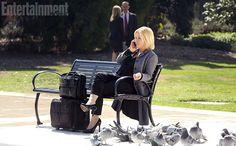 'CSI' spin-off: Patricia Arquette leads Cyber Crime Division — EXCLUSIVE PHOTO | EW.com