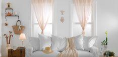 A escolha da cortina certa é essencial para criar um ambiente agradável e com estilo. Veja dicas para fazer a melhor opção.