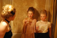 marie antoinette party by karin mathilda, via Flickr